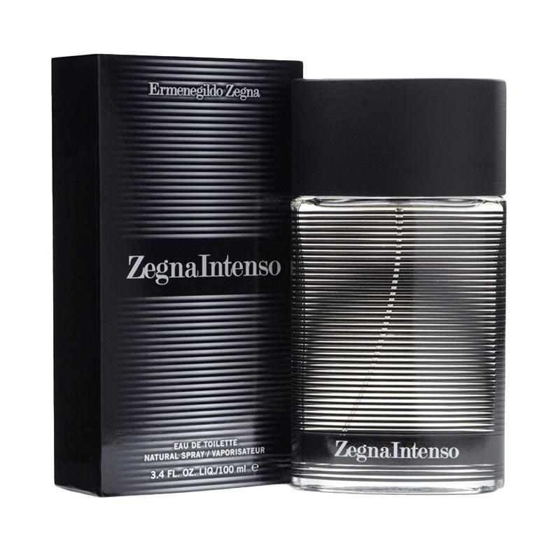 Ermenegildo Zegna Intenso EDT Parfum Pria [100 mL] Ori Tester Non Box