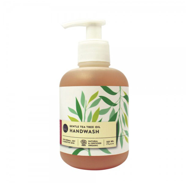 Esmeria Anti-bac Handwash - Tea Tree Oil - Sabun Cuci Tangan Organik