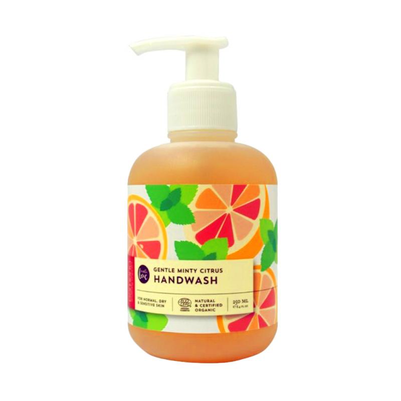Esmeria Anti-bac Handwash - Minty Citrus - Sabun Cuci Tangan Organik