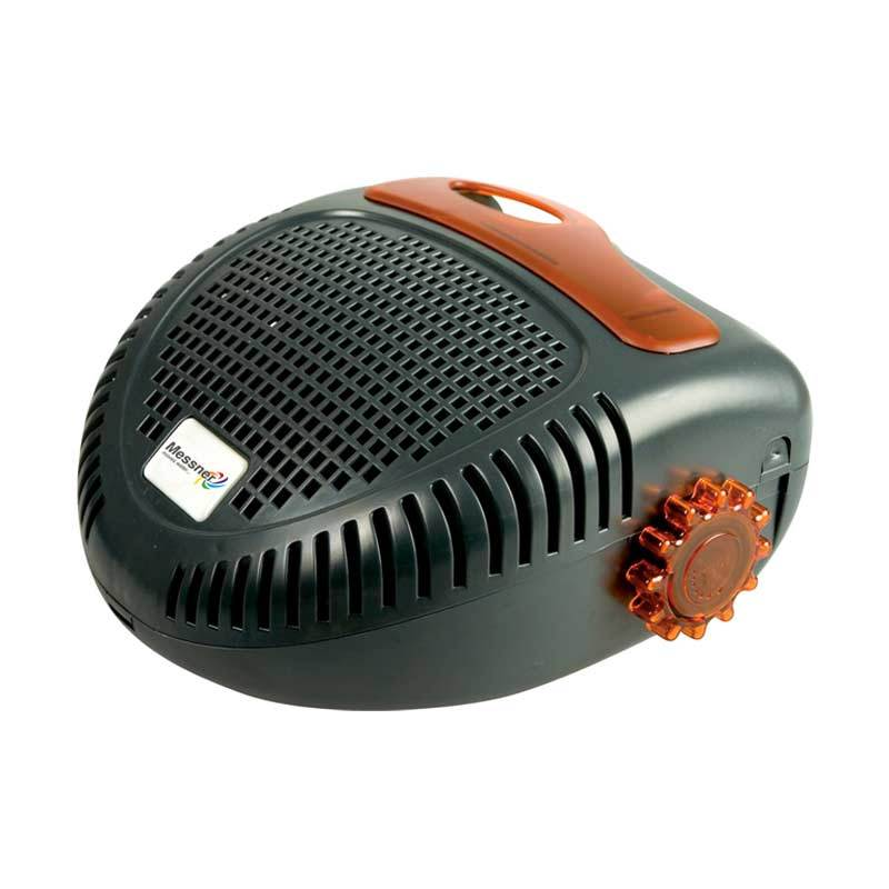 Messner Eco N 16000 Hitam Pompa Air [200 Watt]