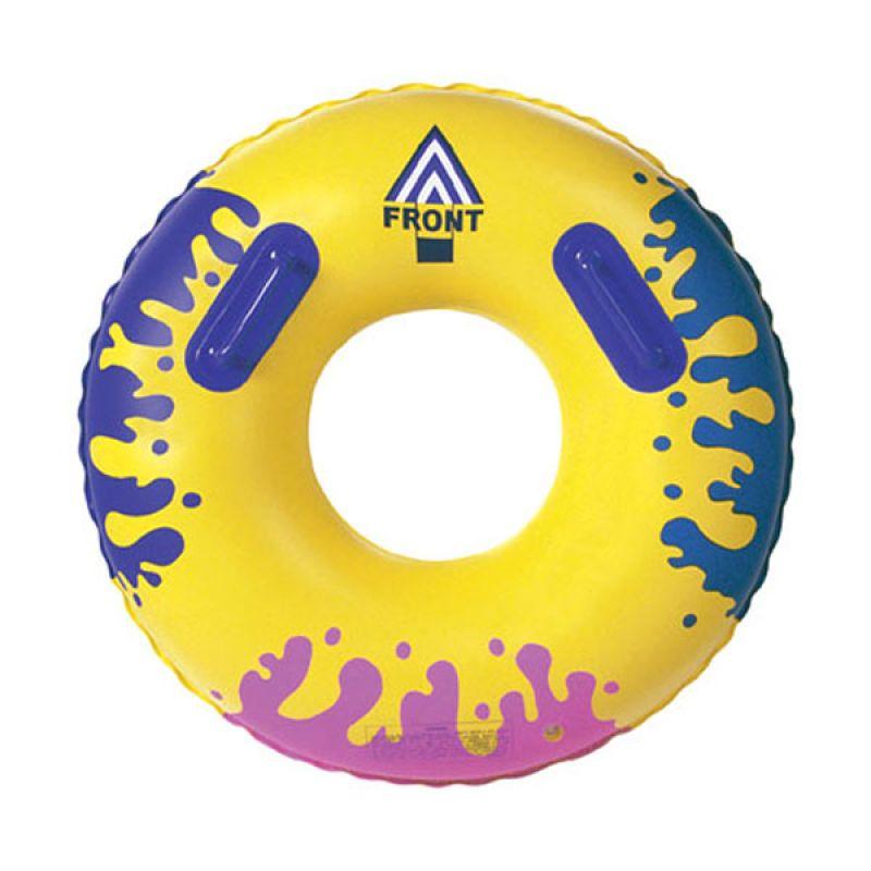 Zebec Single Tube Pelampung (Yellow)