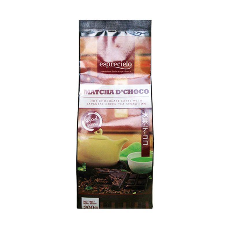 Esprecielo Special Blend Matcha D'Choco Minuman Instan