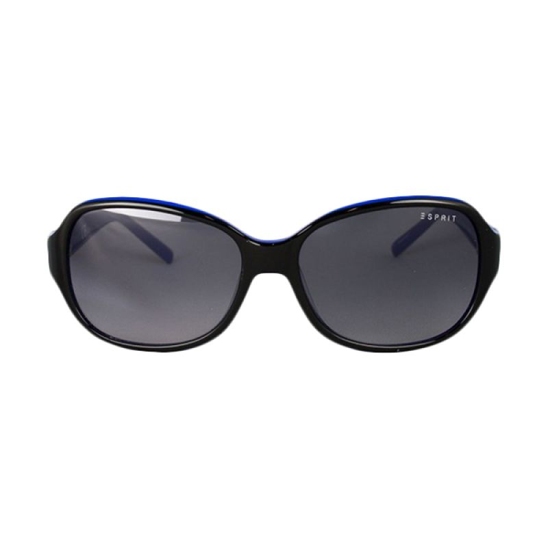 Esprit 17837 543 semi square Blue sunglasses