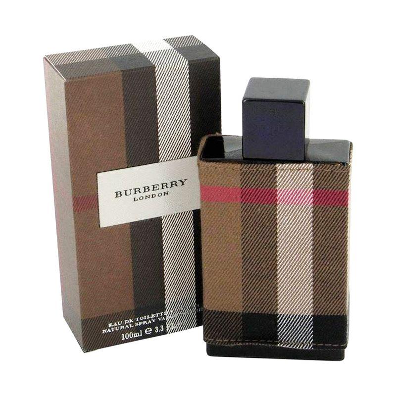 Burberry London Tester EDT Parfume Pria [100 mL]