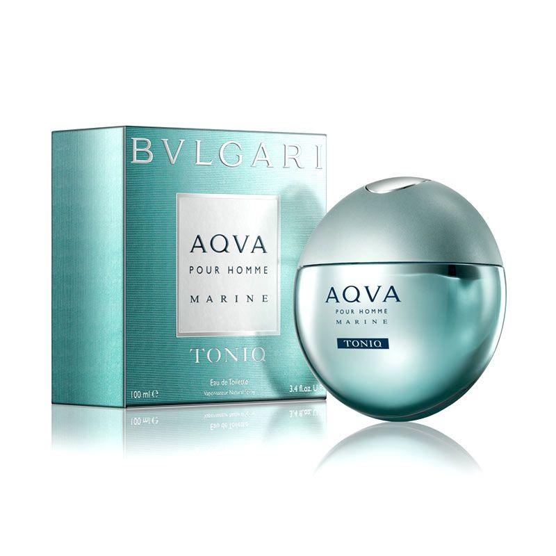 Bvlgari Aqua Pour Homme Marine Edition EDT Parfum Pria [100 mL]