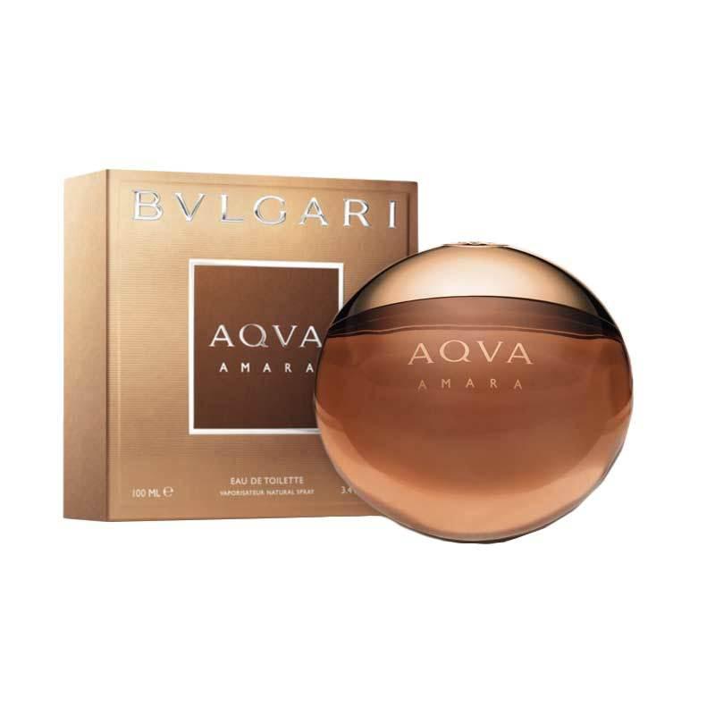 Bvlgari AQVA Amara EDT Parfum Pria 100 [mL]