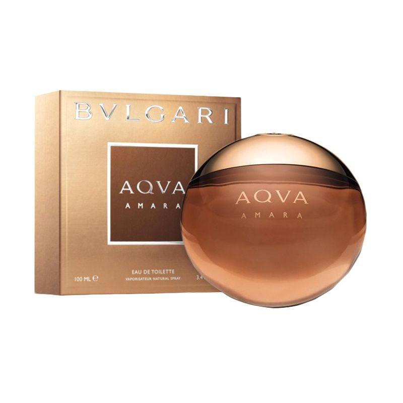 Bvlgari AQVA Amara Parfum Pria [100 mL]  Tester