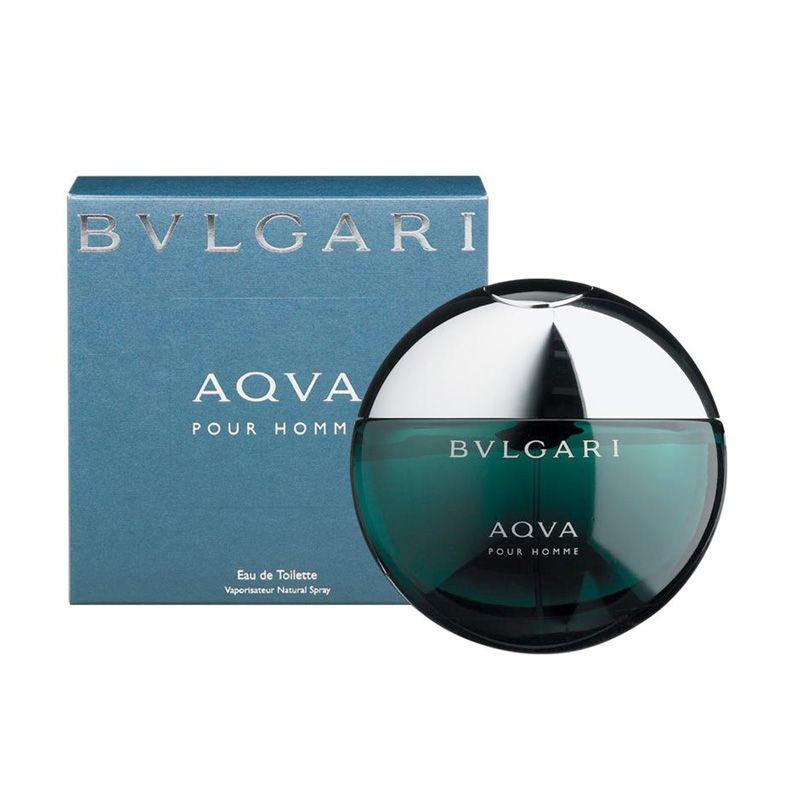 Bvlgari Aqva Man Parfum Pria [100 mL]