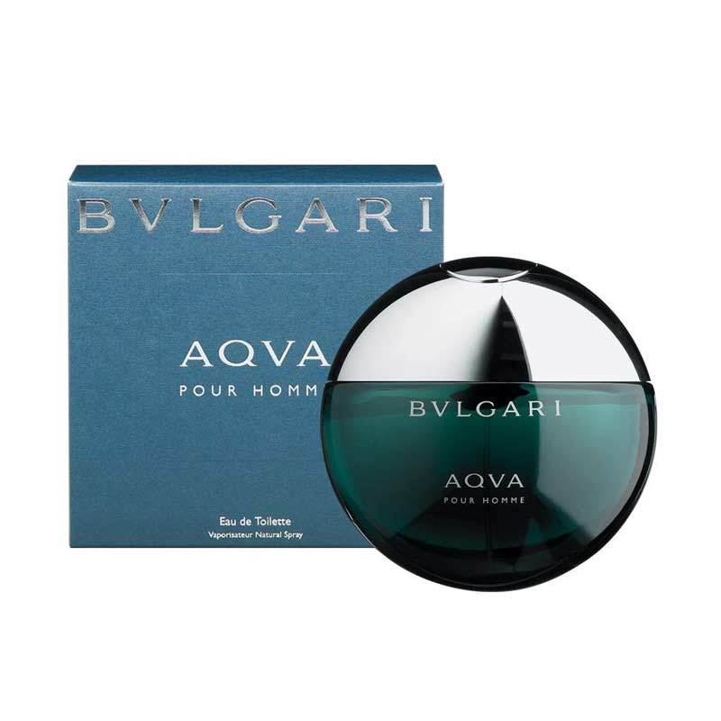 Bvlgari AQVA Pour Homme EDT Parfum Pria 100 [mL]