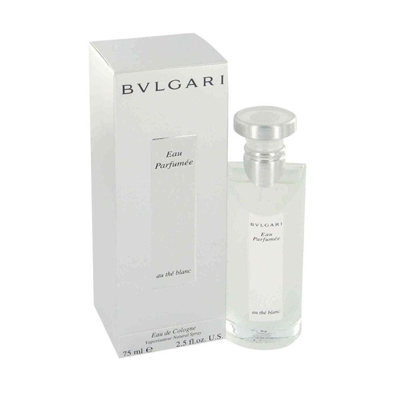 Bvlgari Au The Blanc Unisex EDC Parfum Wanita [75 mL]