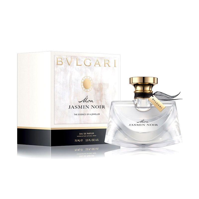 Bvlgari Mon Jasmin Noir Exclusive EDP Parfum Wanita [75 mL]