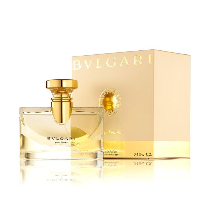 Bvlgari Pour Femme EDP Parfum Wanita [100 mL]