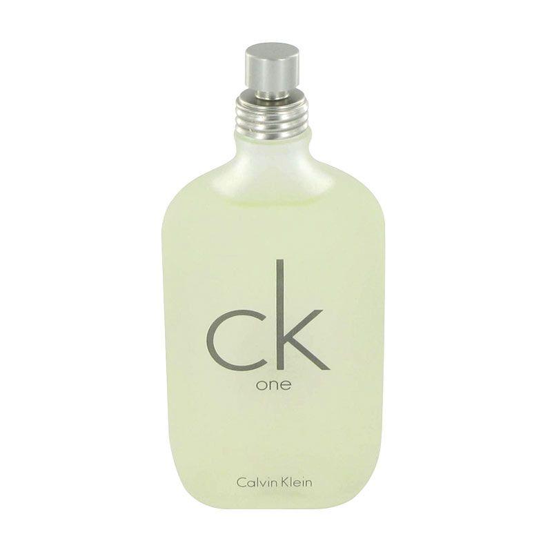 Calvin Klein CK One Tester EDT Parfum Pria [200 mL]