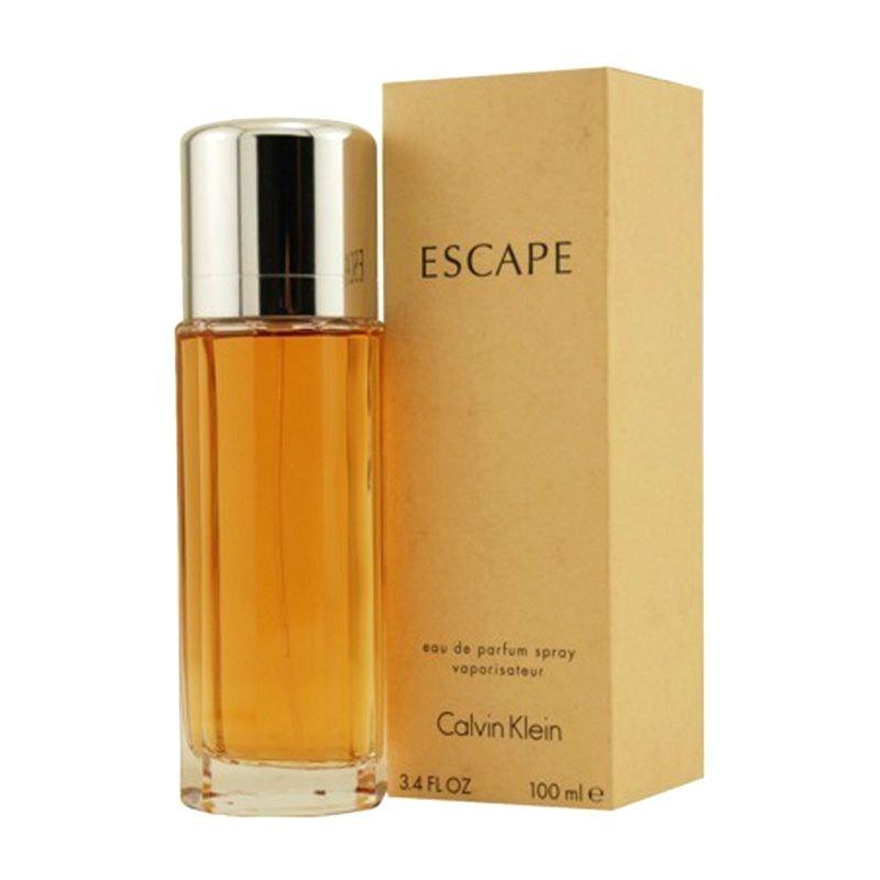 Jual Calvin Klein Escape Edp Parfum Wanita 100 Ml Online Harga