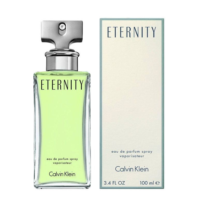 Calvin Klein Eternity EDP Parfum Wanita [100 mL]
