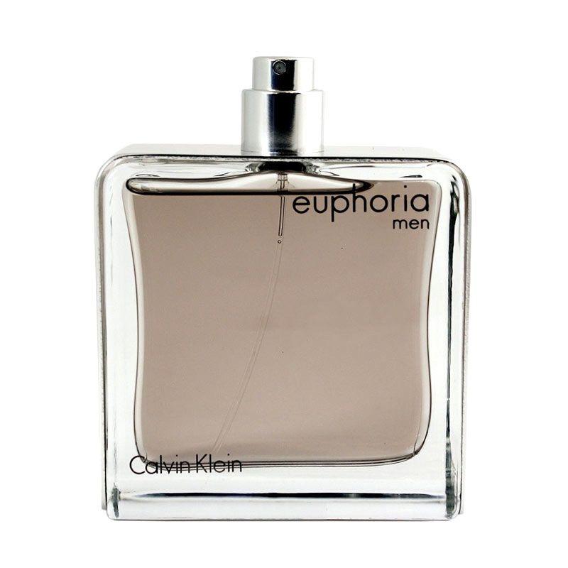Calvin Klein Euphoria Men Tester EDT Parfum Pria [100 mL]