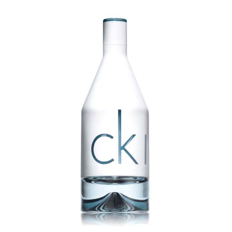Calvin Klein IN2U EDT Parfum Pria [150 mL]