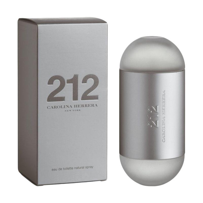 Carolina Hererra 212 EDT Parfum Wanita [100 mL]
