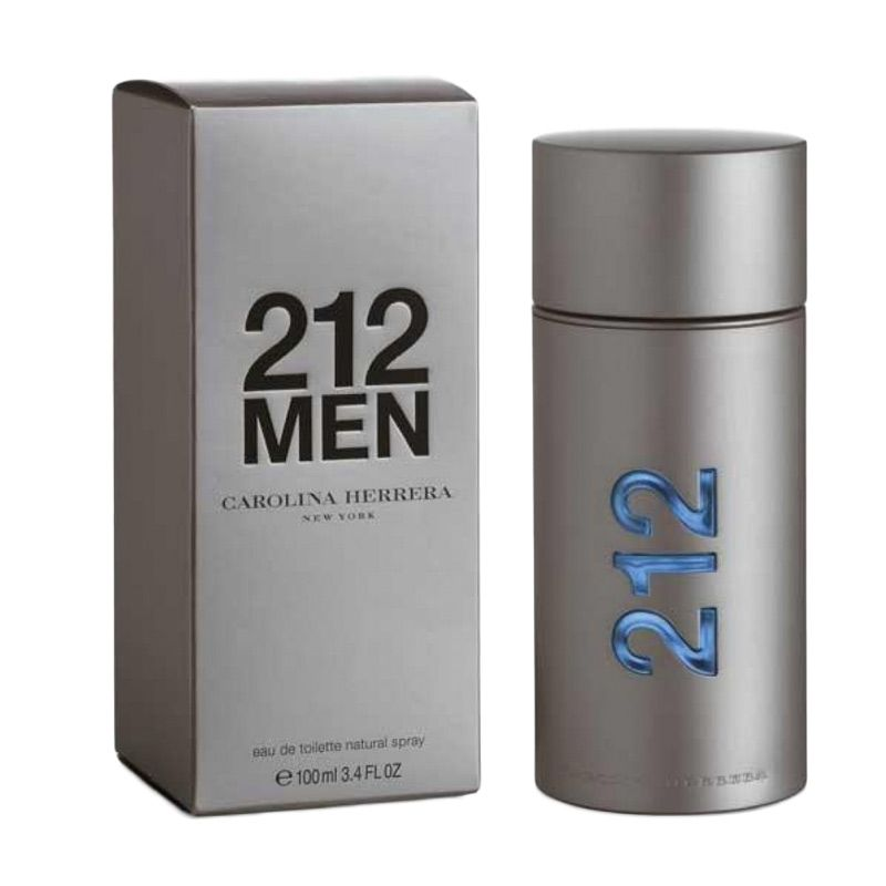 Carolina Hererra 212 Men EDT Parfum Pria [100 mL]