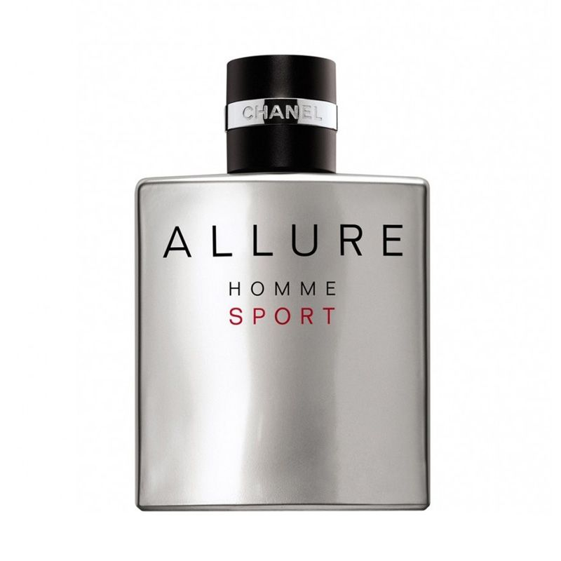 Chanel Allure Homme Sport EDT Parfum Pria [100 mL]