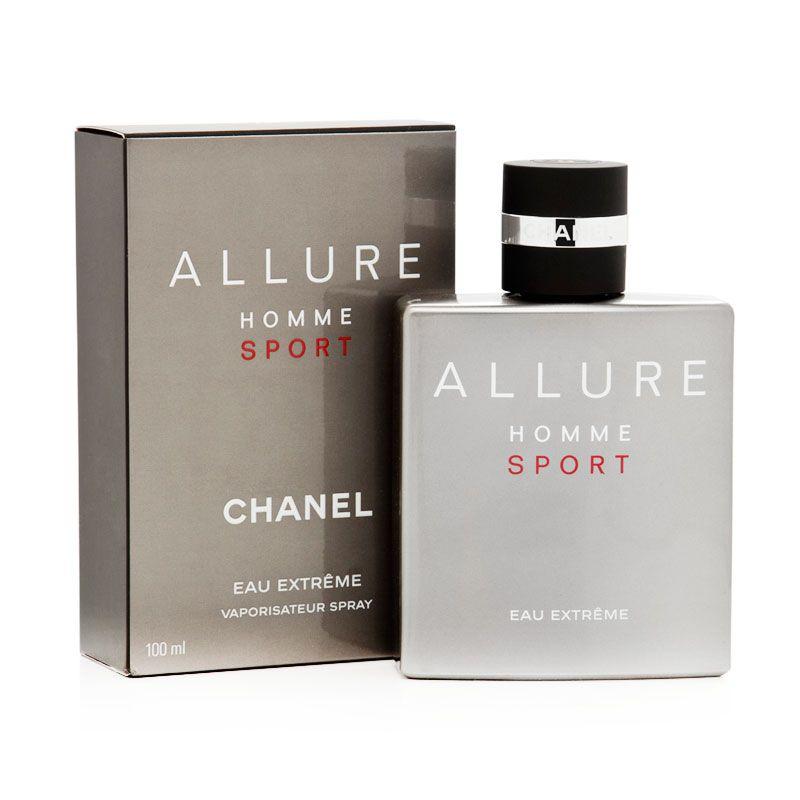 Chanel Allure Homme Sport Extreme EDP Parfum Pria [100 mL]