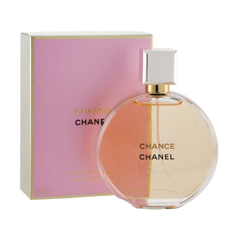 Chanel Chance EDP Parfum Wanita [100 mL]