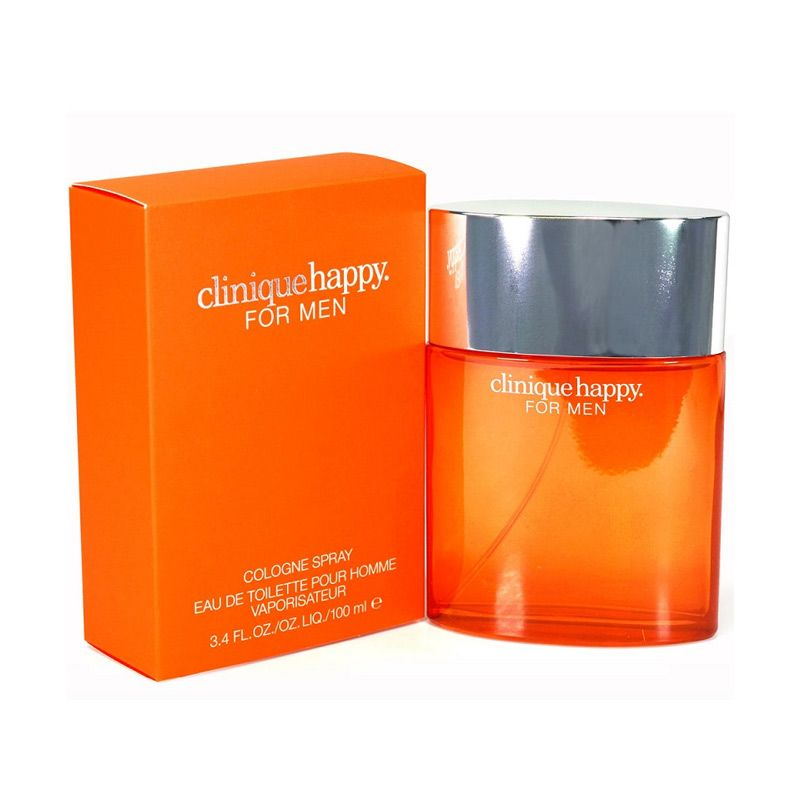 Clinique Happy EDT Parfum Pria [100 mL]