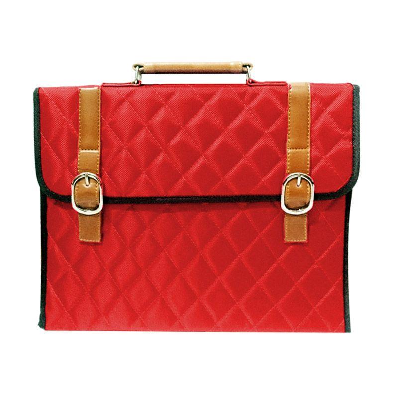 Concept Gift Trenzie Pernak Pernik Merah Binder