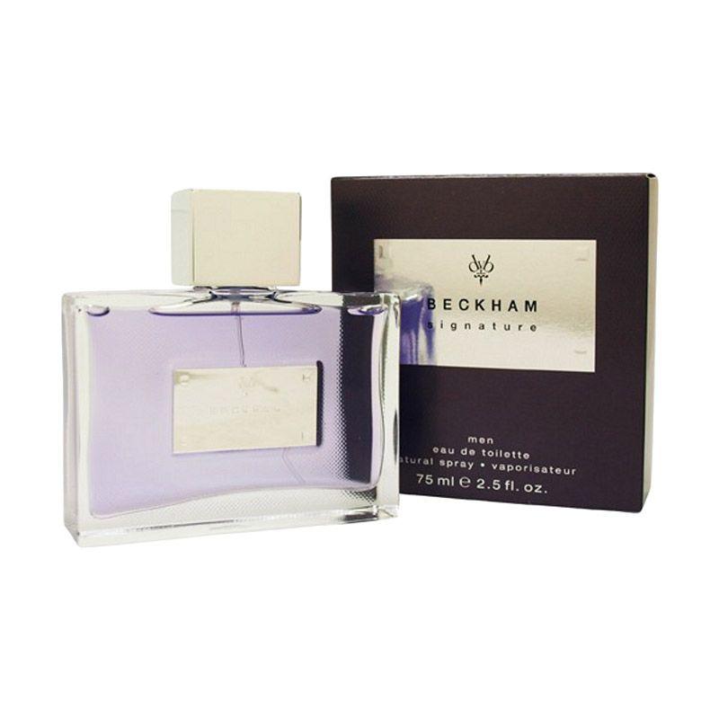David Bekham Signature EDT Parfum Pria [75 mL]