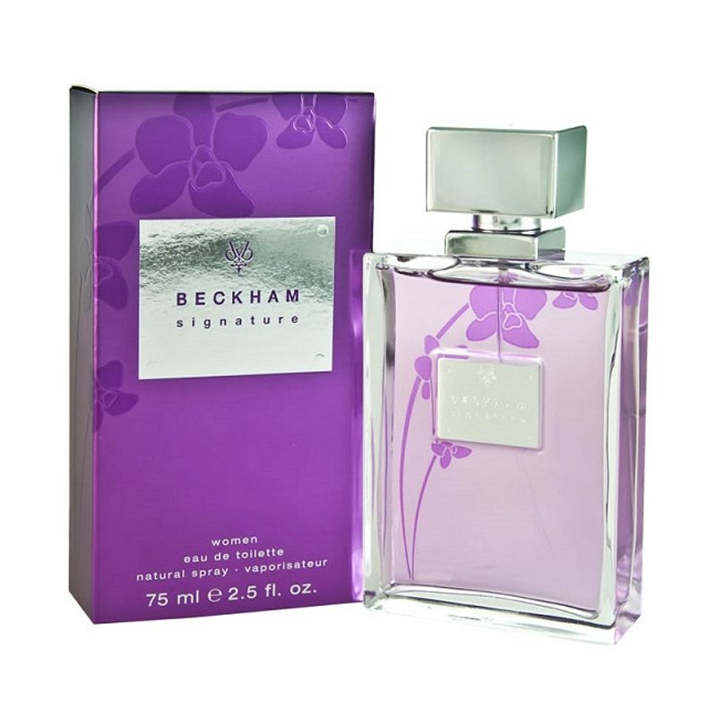 David Bekham Signature EDT Parfum Wanita [75 mL]