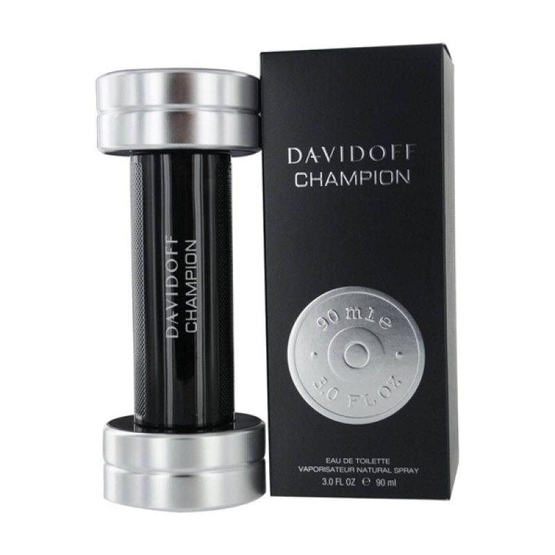 Davidoff Champion Men EDT Parfum Pria