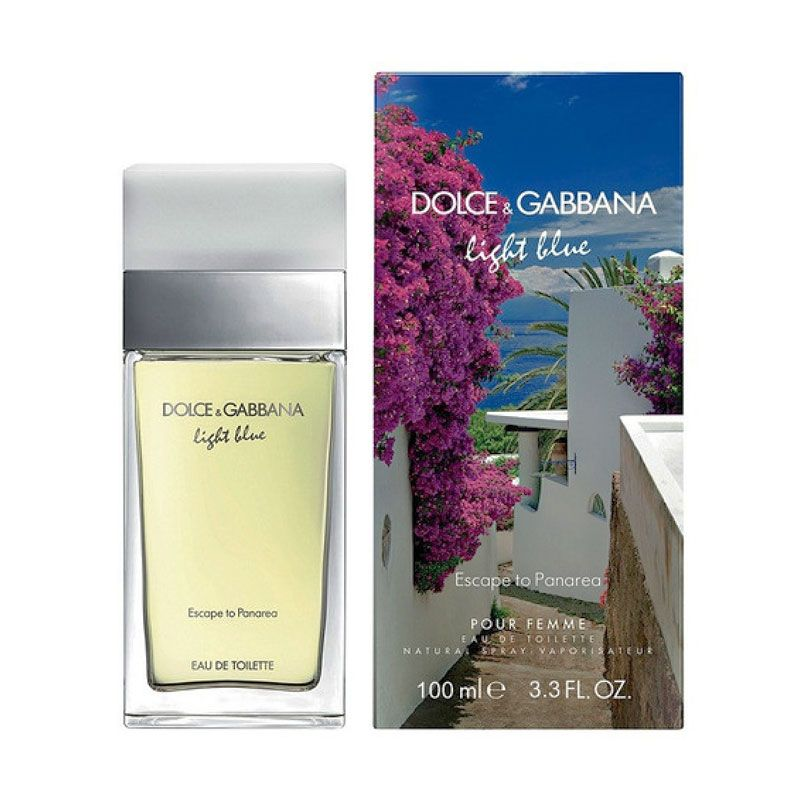 Dolce & Gabbana Light Blue Escape to Panarea EDT Parfum Wanita
