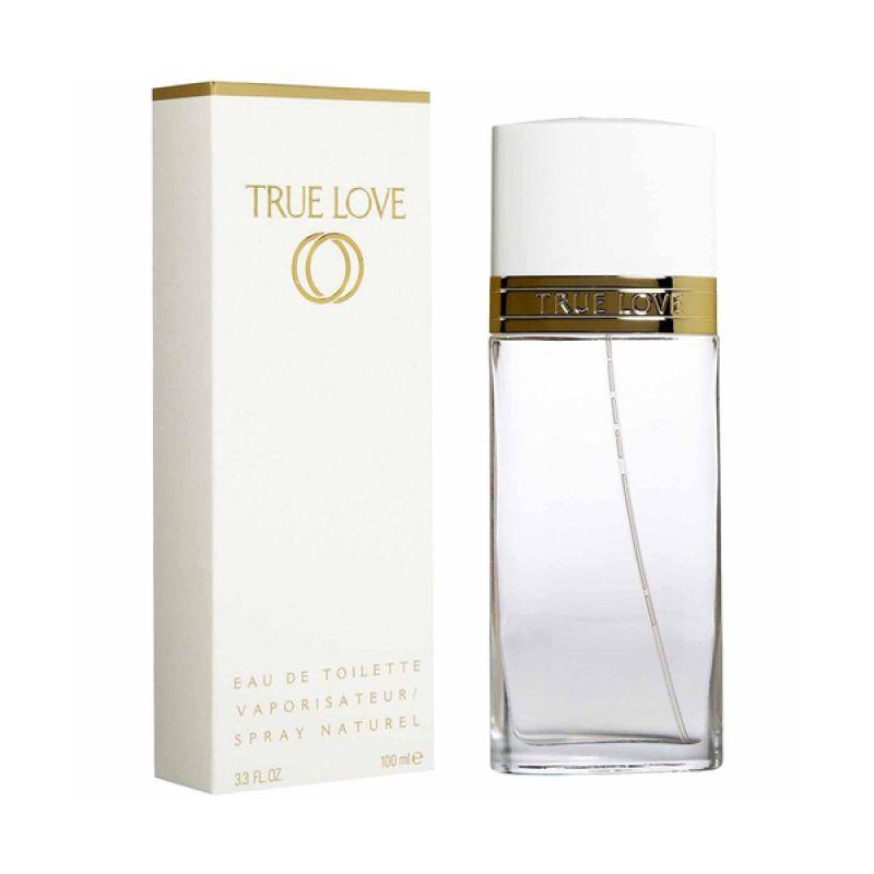 Elizabeth Arden True Love EDT Parfum Wanita [100 mL]
