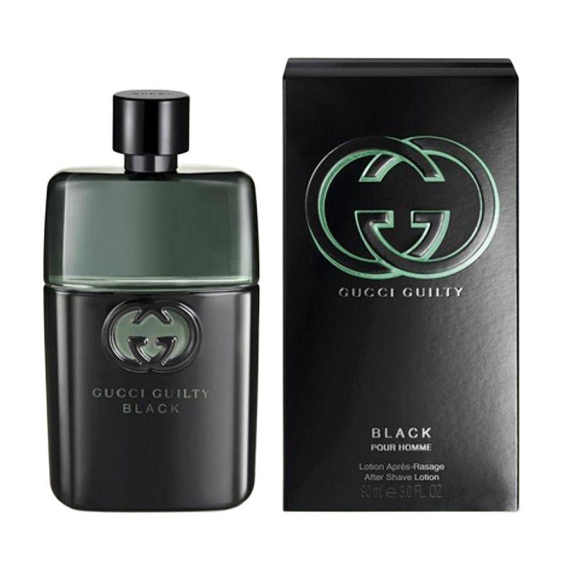 Gucci Guilty Black EDT Parfum Pria [90 mL]