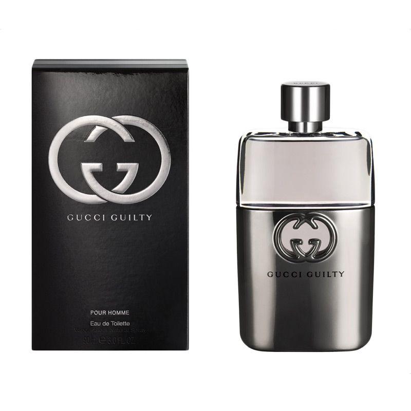 Gucci Guilty EDT Parfum Pria [90 mL]