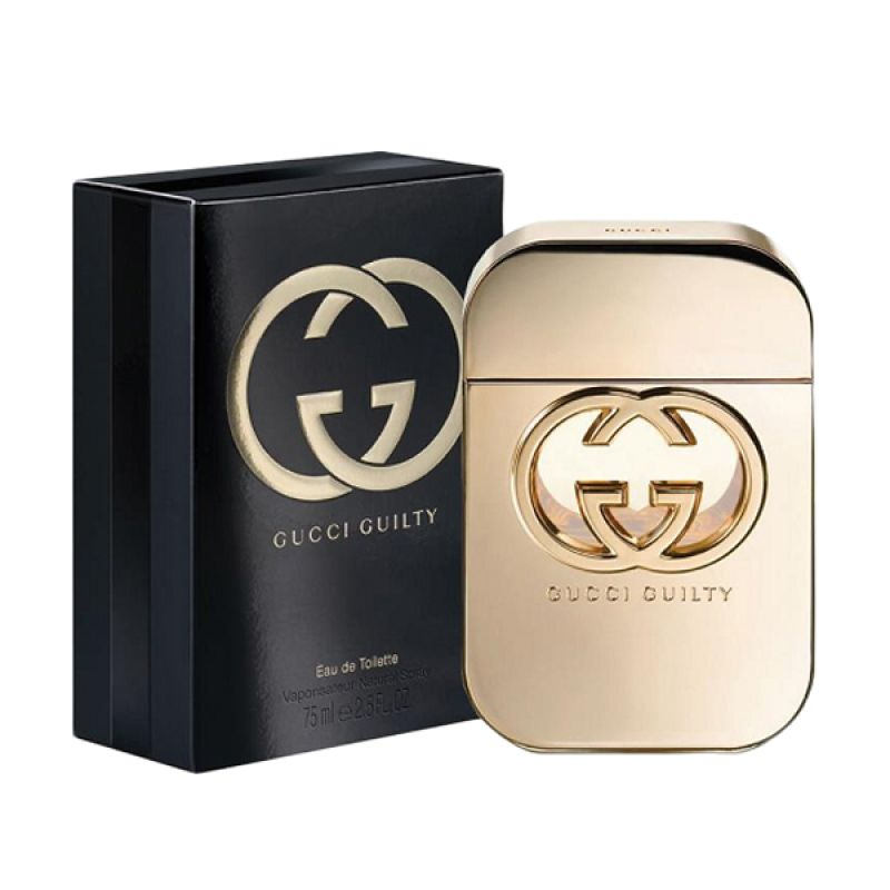 Gucci Guilty EDT Parfum Wanita [75 mL]