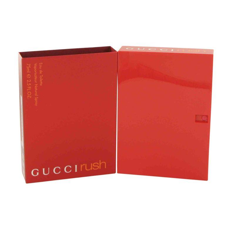 Gucci Rush Women EDT Parfum Wanita [75 mL]