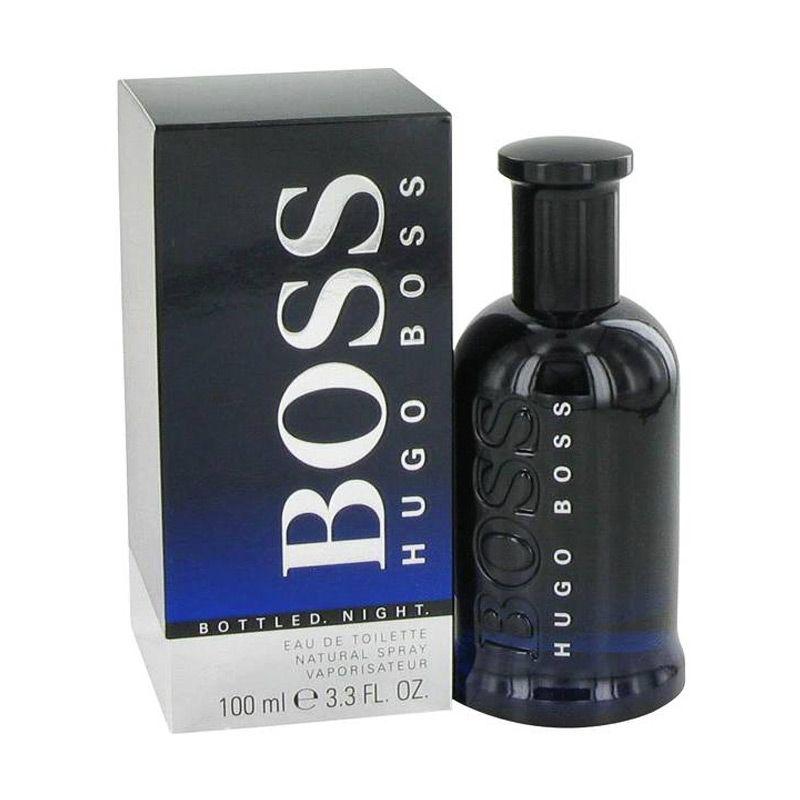 Hugo Boss Bottled Night EDT Parfum Pria [100 mL]