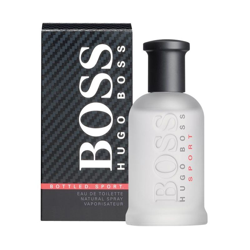 Hugo Boss Bottled Sport EDT Parfum Pria [100 mL]