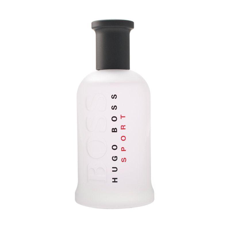 Hugo Boss Bottled Sport EDT Parfum Pria [100 mL/Tester]