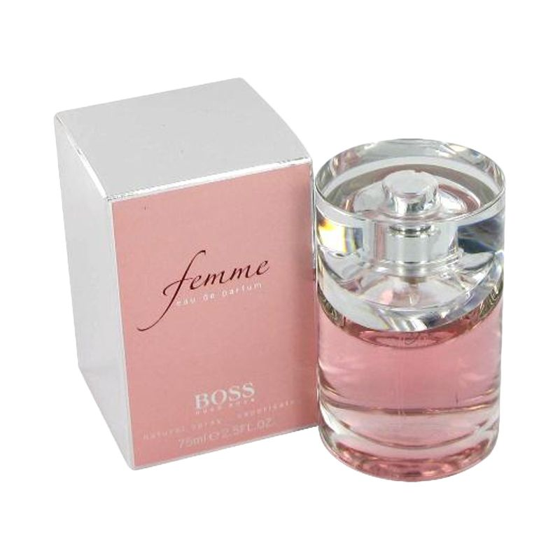 Hugo Boss Femme EDP Parfum Wanita [75 mL]