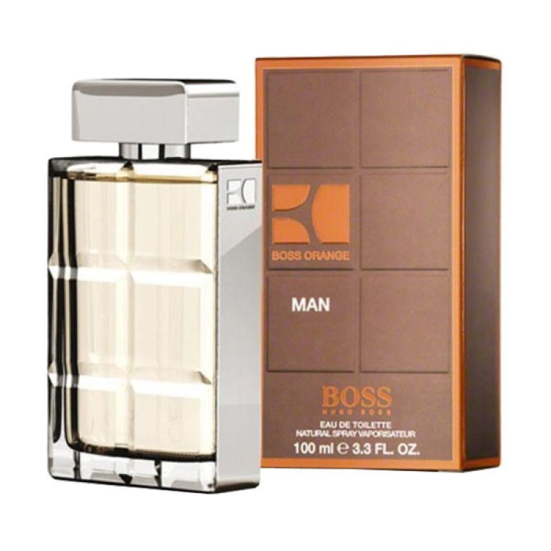 Hugo Boss Orange EDT Parfum Pria [100 mL]