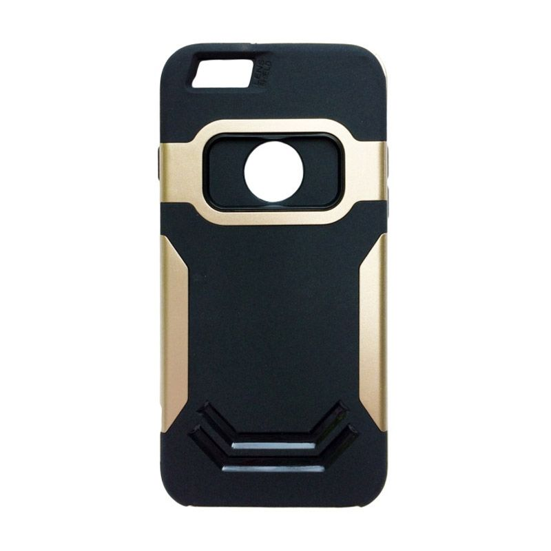 Ingram Iron Man Black Gold Casing for iPhone 6