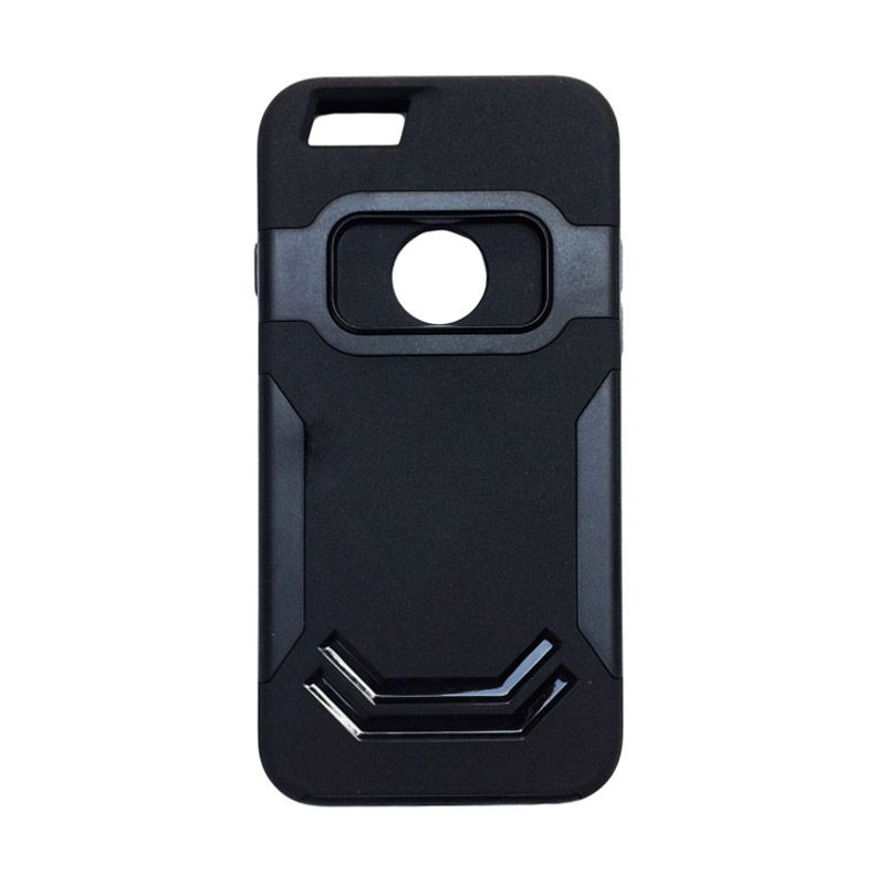 Ingram Iron Man Black Silver Casing for iPhone 5 or 5s