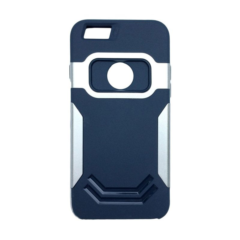 Ingram Iron Man Blue Silver Casing for iPhone 6