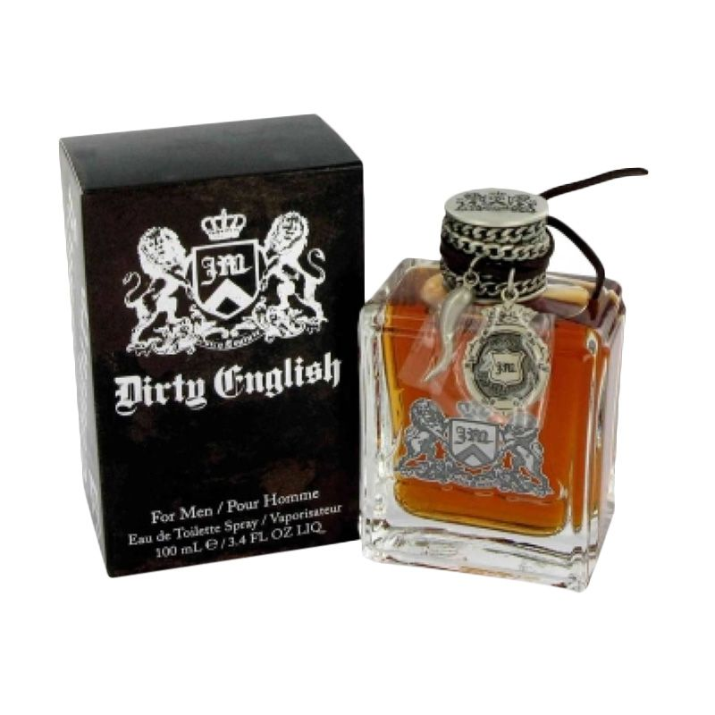 Juicy Couture Dirty English for Men EDT Parfum Pria [100 mL]
