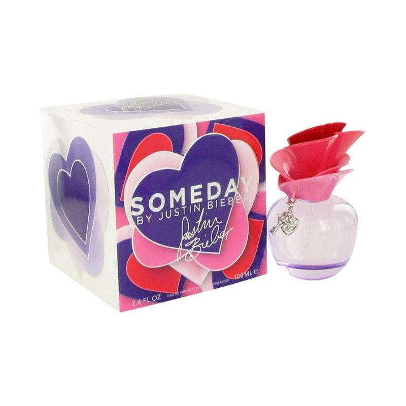 Justin Bieber Someday EDP Parfum Wanita [100 mL]