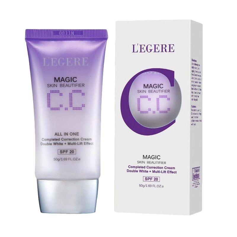 L'EGERE Magic Skin Beautifier CC Cream [SPF 20]