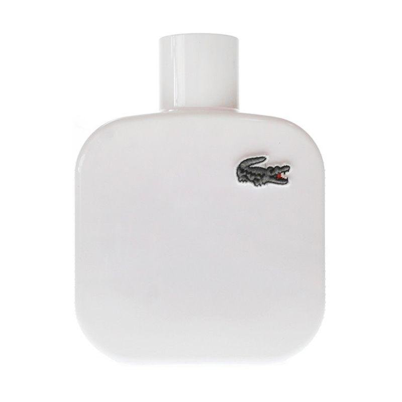 Lacoste L 12.12 White EDT Parfum Pria [100 mL]