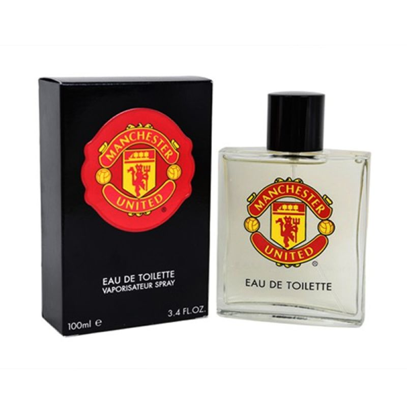 Manchester United By Manchester United EDT Parfum Pria [100 mL]